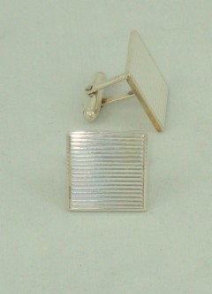 Cufflinks (Small Stripe)